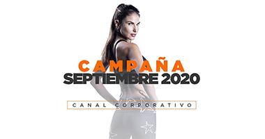 Bodytech Campaña Septiembre