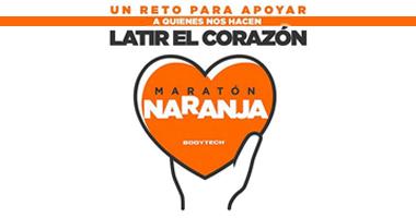 Bodytech Maraton Naranja