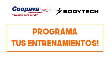 Bodytech Programa Entrenamientos