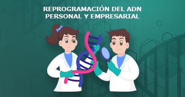 Reprogramacion del ADN Personas y Empresarial Webinar