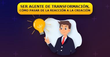 Ser Agente De Transformacion Webinar