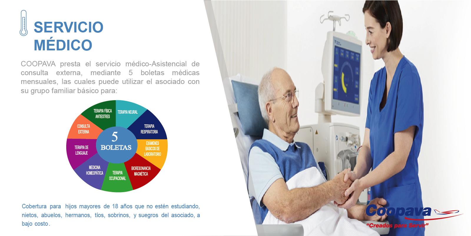 Servicio Médico