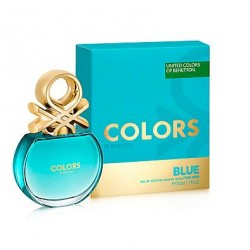PERFUME COLORS BLUE